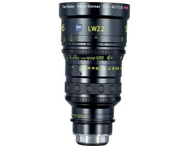 all new cinema lenses in rental hawaii camera