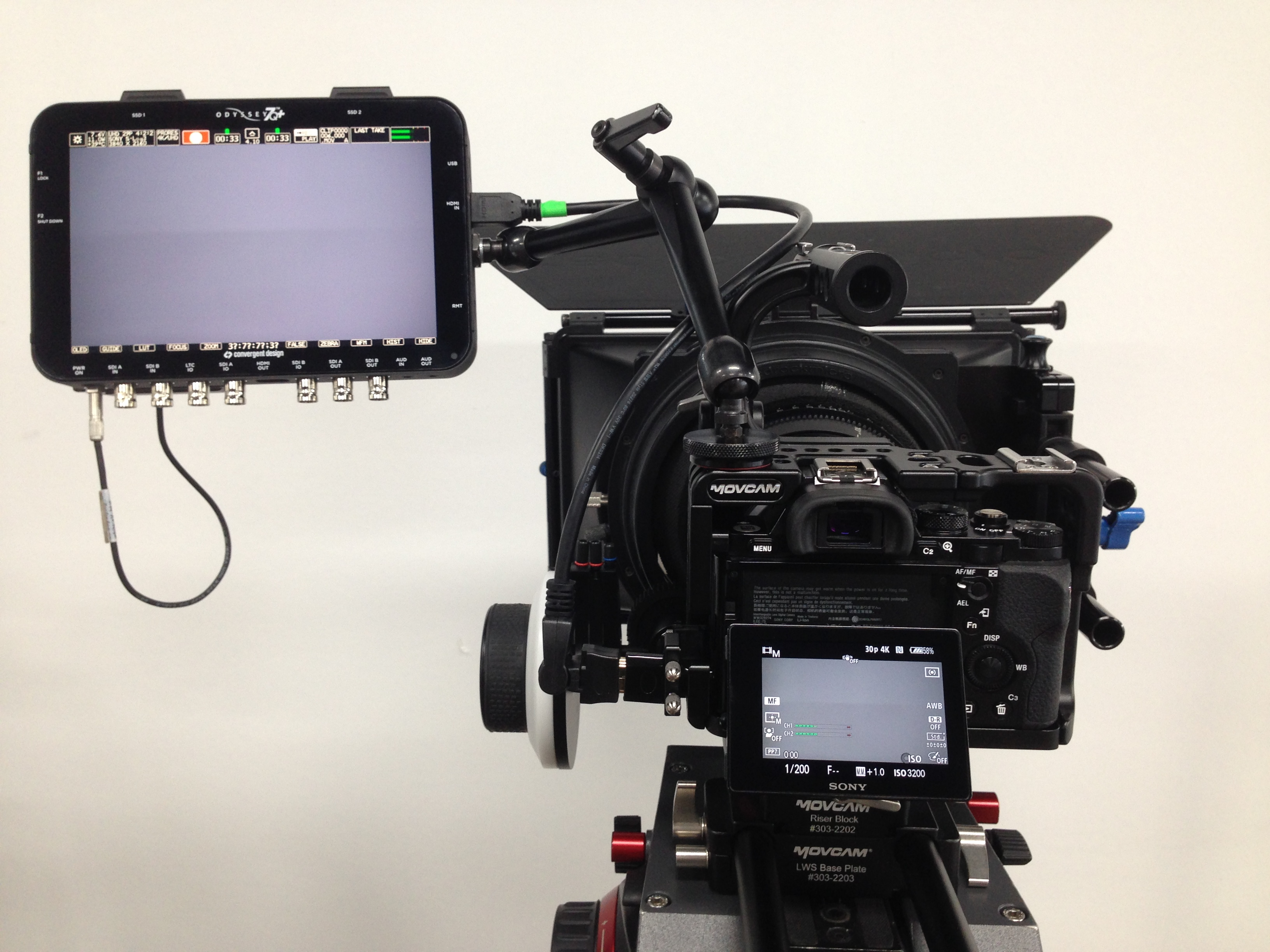 How to: Record 4K on the Sony A7s - Hawaii Camera