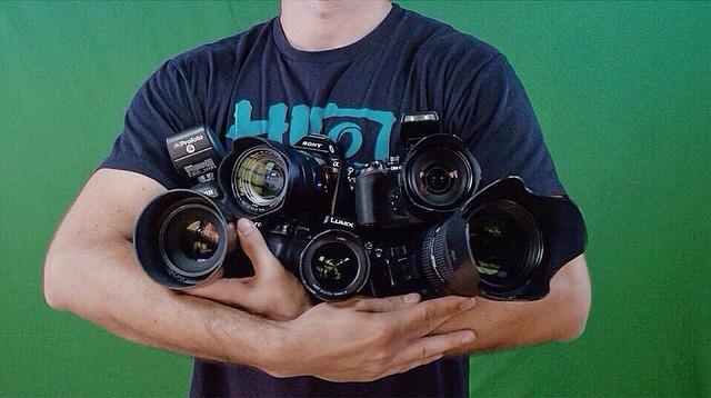 Camera Rental and Lens Rental