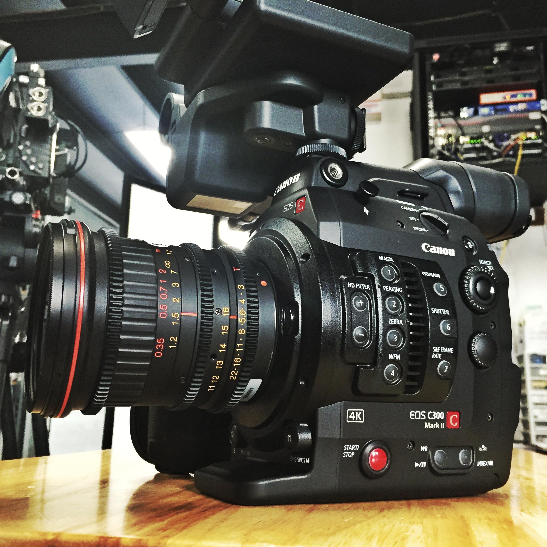 Canon C300 Mark II Workflow - Hawaii Camera