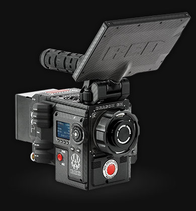 Hawaii Camera rents the RED WEAPON camera in 6K or 8K form